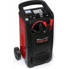 Nabíjač autobatérií + štartér START 320