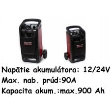 Nabíjač autobatérií so štartérom START 620