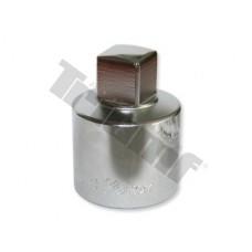 """Adaptér 1"""" (F) - 3/4"""" (M) CRV, len pre ručné použitie, max. 1850Nm"""