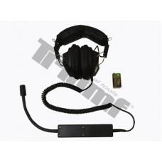 Elektronický stetoskop so slúchadlami profi ALTERNATÍVA 23682