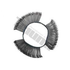 Drôtený nástavec, 103 x 23 x 0,7 / zahnutý vlas