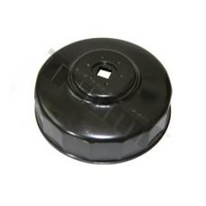 Hlavica na olejové filtre  - 100 mm / 15 hran