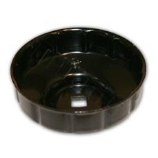 Hlavica na olejové filtre  - 76 mm / 12 hran