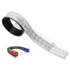 Flexibilný meter-magnetický, celková dĺžka 600 mm