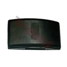Gumová podložka čierna, 70 x 120 mm
