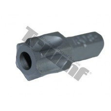bit torx vŕtaný  T60H-30L-8mm driek, materiál S2, vhodné do sád 150,171,176 dielnych
