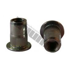 Maticové nity  oceľový - M10 / 10ks