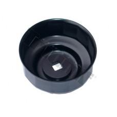 Hlavica na olejové filtre  - 76 mm / 14 hran
