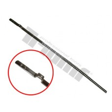 Dierovaná spona  - 40 - 125 mm, L = 430 mm
