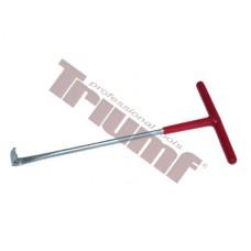 Demontážny hák - 90°x 150 mm