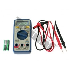 Digitálny multimeter akustický, pre auto použitie, CE certifikát