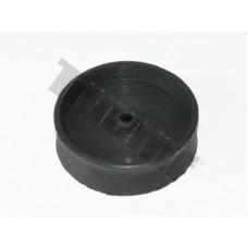 Gumený krúžok piestu do pumpy pk 6259, priemer 62 mm, výška 19 mm