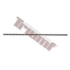 Extra dlhý vybrusovaný HSS vrták  - 5,0 x 170 x 245 mm