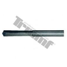 Odvŕtavač trojhranný celokarbidový  - 2,0 mm / M3