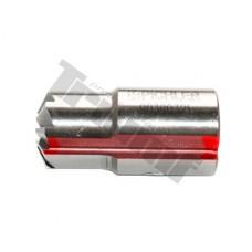 frézka 120° 17,0mmx18,8mmx38,5mm nový typ,pre Ducato 3.0, s pozdĺžnou čistiacou drážkou k pk.26372