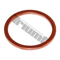 Medená podložka na olejové výpuste - M13