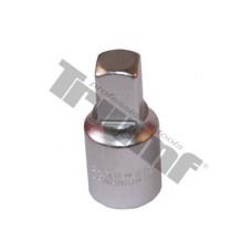 """Nástavec na olejové výpuste, 1/2"""" vstup - 10 mm"""