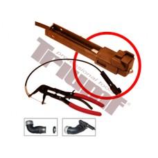 Kliešte na hadicové spony pre vozidlá VW,  Audi 2,0 TDi motory.