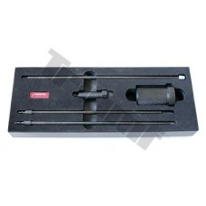 Sada na vyberanie zalomených špičiek žhaviča M10 x1, M10x1,25 tenký špic-systémom reverzného kladiva