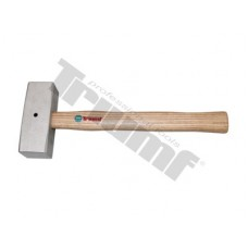 Kladivo hliníkové hranaté 30 x 30 mm - 250 g