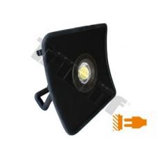 LED pracovná lampa 50 W, 8000 Lux, 5 m kábel, 230 V