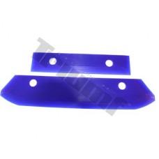 Ochrana prístrojovej dosky pri rezaní autoskiel