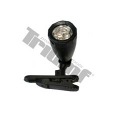 Mini svietidlo LED diódové s otočným úchytom a magnetom