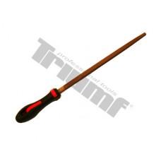 Pilník trojhranný na kov  - 250 mm