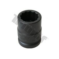 """Hlavica kovaná 3/4"""" profil 12-hran - 24 mm"""