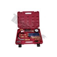 tester tlaku kombinovaný , vhodný pre benzínové a naftové motory, 0 - 40bar