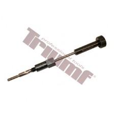 Čistiaca fréza na sedlá žhaviča - M10x1,25, 90°  špic 4,2mm