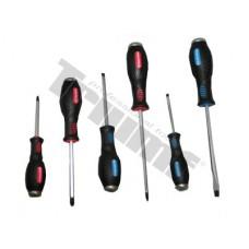 Sada úderových skrutkovačov PL - PH, 6 - dielna.