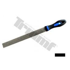 Pilník plochý na kov, sek 2 - 250 mm