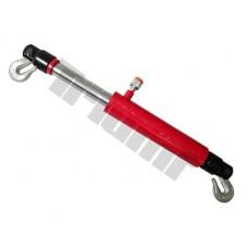 Hydraulický piest sťahovací, flexibilné háky