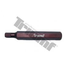 Bit Inbus, 10 mm driek, dĺžka 75 mm - 6 mm