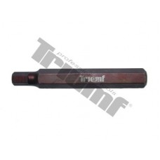 Bit Inbus, 10 mm driek, dĺžka 75 mm - 7 mm