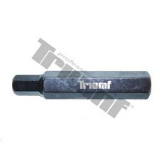 Bit Inbus, 10 mm driek, dĺžka 75 mm - 14 mm