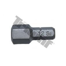 """Bit Inbus, 8 mm (5/16"""") driek, dĺžka 30 mm - 12 mm"""