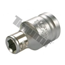 "Adaptér s poistkou pre 5/16"", 8 mm bity - Vstup 1/2"""
