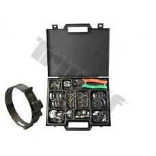 Kliešte a spony model clic-clac Ø 11 - 32,5 mm,  PVC organizér xx