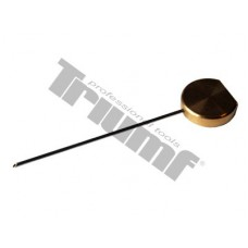 Zavádzač vyrezávacieho drôtu - mosadzný