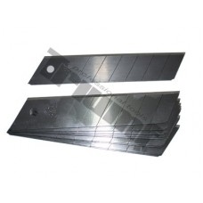 Čepeľ odlamovacia 0,7 x 25 mm, čierna