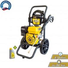 Čistič vysokotlakový benzínový W3000HA, 207bar, 8,5 l/min